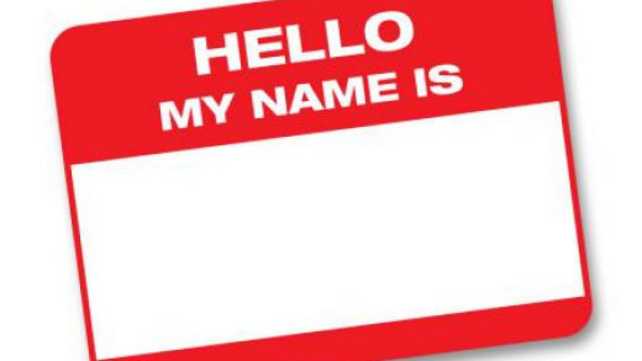 Issues Related To Your Name in Application forms for