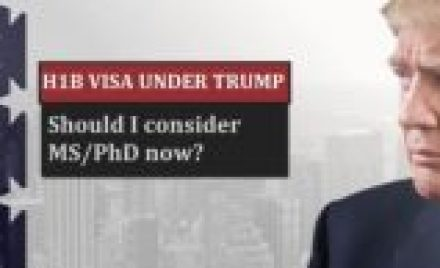 H1B Visa Under Trump - Should I consider MS/PhD now? | GREedge Blog